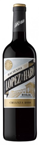 HLH Crianza 2008 - Bottle